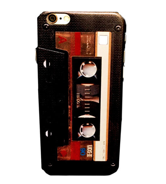 Vintage Cassette Tape iPhone 6 and 6S Hard Case   Jacksons Runaway    1