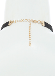 Find Your Way Choker Necklace - Back Clasp | JacksonsRunaway