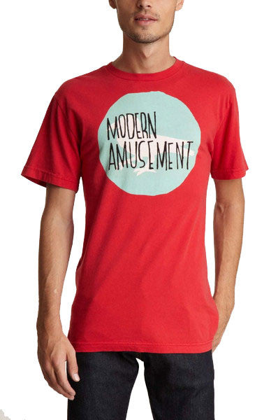 Modern Amusement Graphic T Shirt   Jacksons Runaway