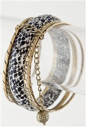 Cold Blooded Bracelets - Jacksons Runaway