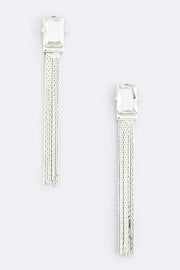 Everyday Glam Crystal Earrings - Jacksons Runaway