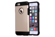 iPhone 6 and 6S   Shockproof Hybrid Armor Case   JacksonsRunaway   Gold