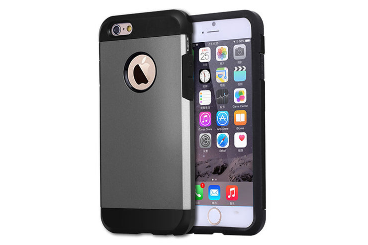 iPhone 6/6S Full Protective case with a Shockproof Lining | Gray / iPhone 6 | Mobile Phone Cases | JacksonsRunaway