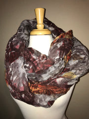 Crinkled Waves Coloful Scarf |  | Accessories | JacksonsRunaway