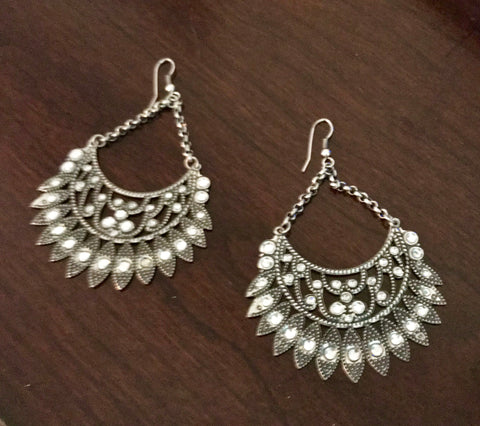 Delicate Details Chandelier Earrings