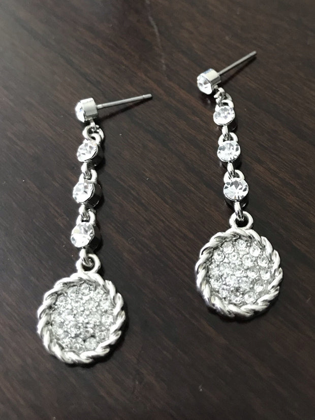 Have A Ball Drop Earrings