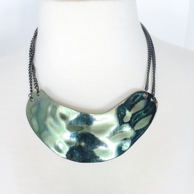 Brace Yourself Bib Necklace |  | Necklace | JacksonsRunaway