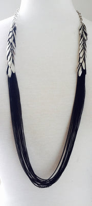 Beyond Basic Layered Chain Necklace - Jacksons Runaway