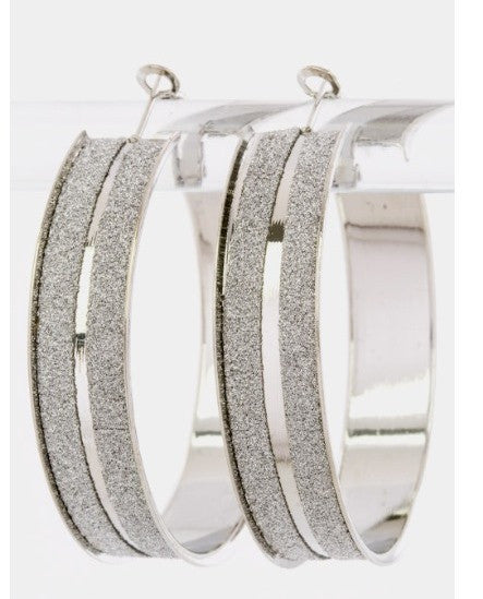 Luminous Hoop Earrings - Jacksons Runaway