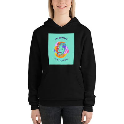 """To Each, Her Own"" Women's Hoodie"