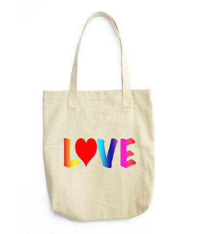 Choose Love Tote Bag   Jacksons Runaway    3