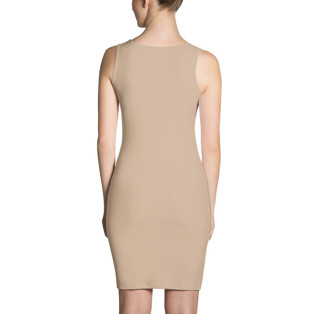 Simple Bliss Women s Dress in Hazelnut   jacksons runaway.myshopify.com