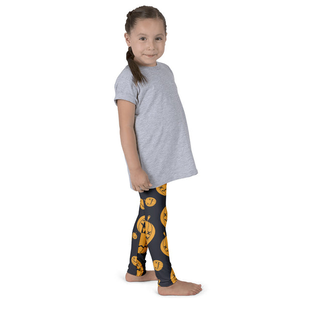 Pumpkin Vibes Kid's leggings