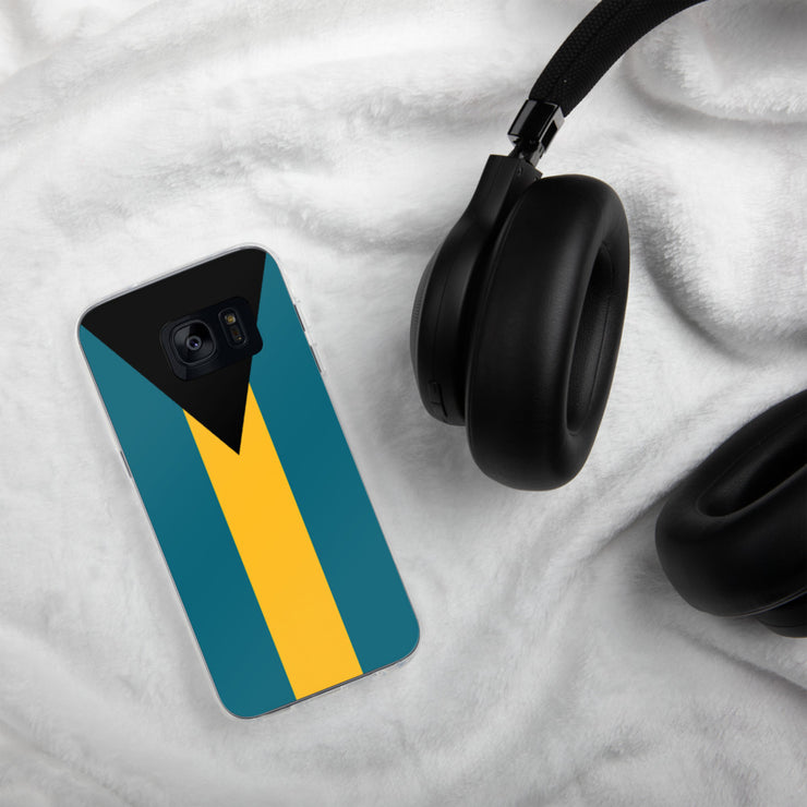 Flag of the Bahamas Samsung Case | Samsung Galaxy S7 | Mobile Phone Cases | JacksonsRunaway