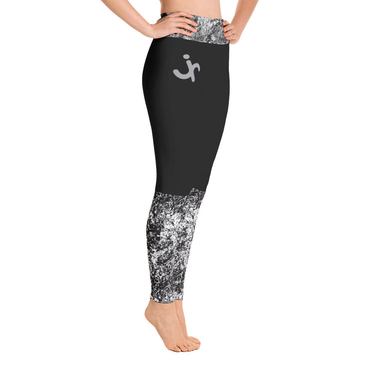 JR Signature Smoke Detail Yoga Leggings |  | Activewear | JacksonsRunaway