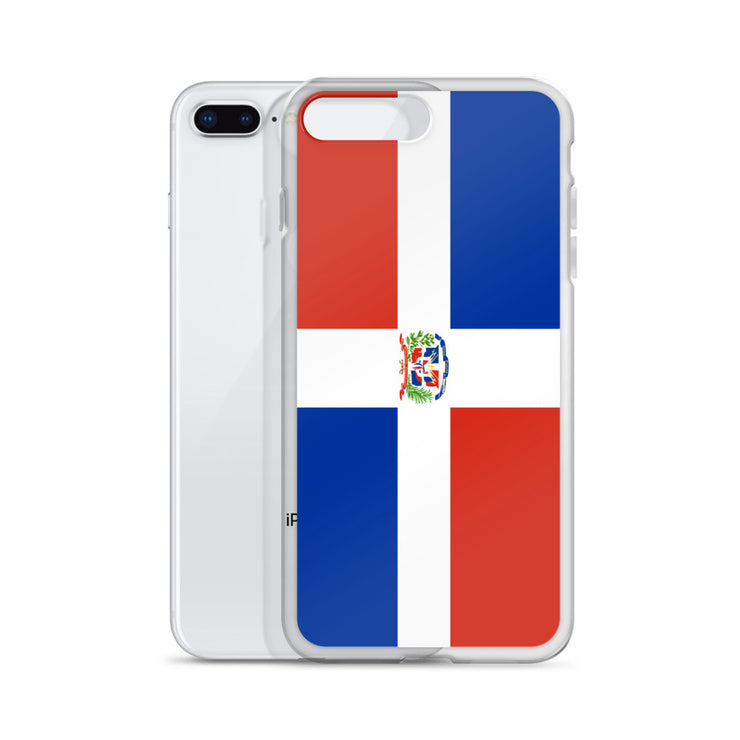 Flag of Dominican Republic Protective iPhone Case (For all iPhone Models) |  | Mobile Phone Cases | JacksonsRunaway