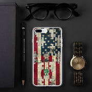 American Greed iPhone Case | iPhone 7 Plus/8 Plus | Mobile Phone Cases | JacksonsRunaway
