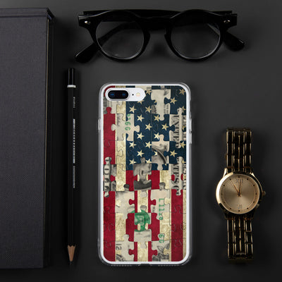 American Greed iPhone Case