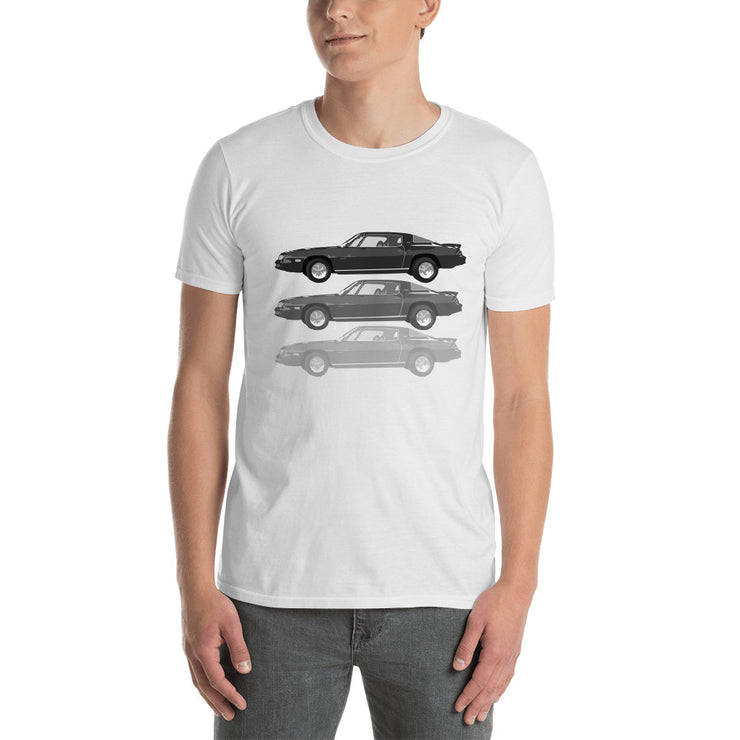 First Car Short-Sleeve T-Shirt | 3XL |  | JacksonsRunaway