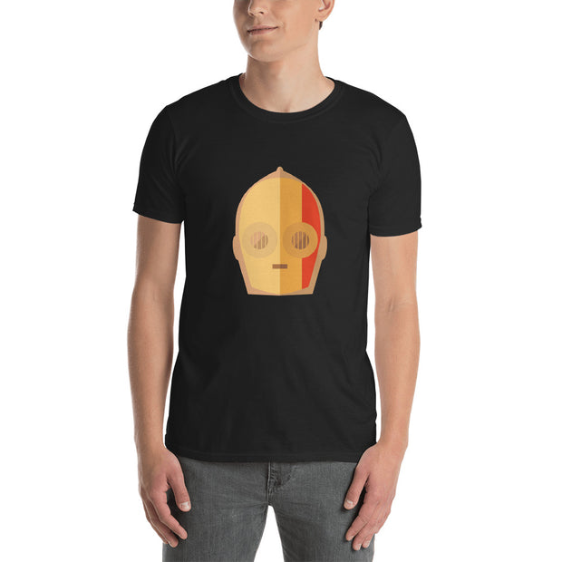 Humanoid Short-Sleeve Men's T-Shirt