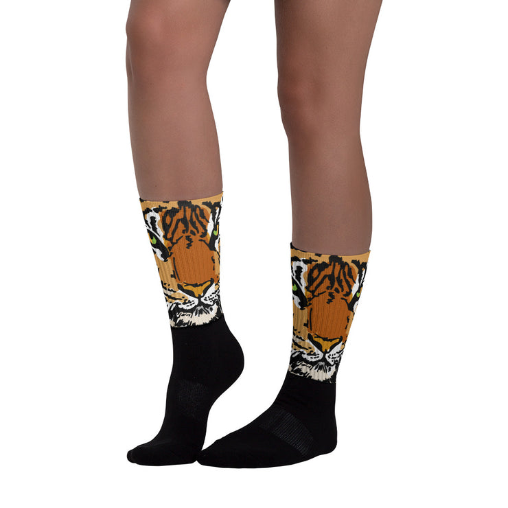 Inner Tiger Socks