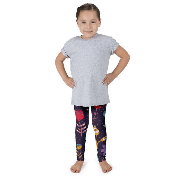 Flower Girl Children's leggings