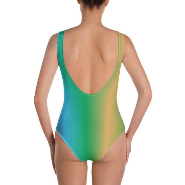 Beach Bum One-Piece Swimsuit |  | swimwear | JacksonsRunaway