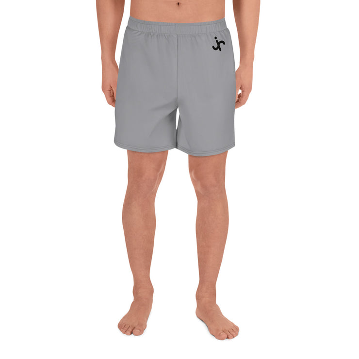 JR Men's Athletic Long Shorts | 3XL / Black | Activewear | JacksonsRunaway