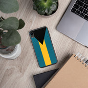 Flag of the Bahamas iPhone Case | iPhone XR | Mobile Phone Cases | JacksonsRunaway