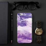 Marble Purple iPhone Case | iPhone 6 Plus/6s Plus |  | JacksonsRunaway