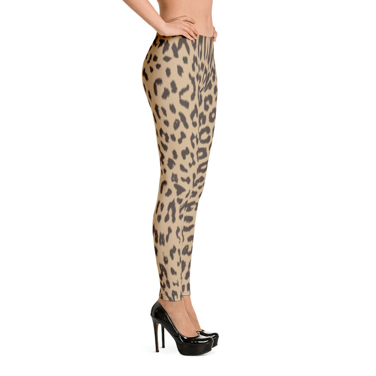 Leopard Women's Leggings