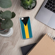 Flag of the Bahamas iPhone Case | iPhone 7/8 | Mobile Phone Cases | JacksonsRunaway