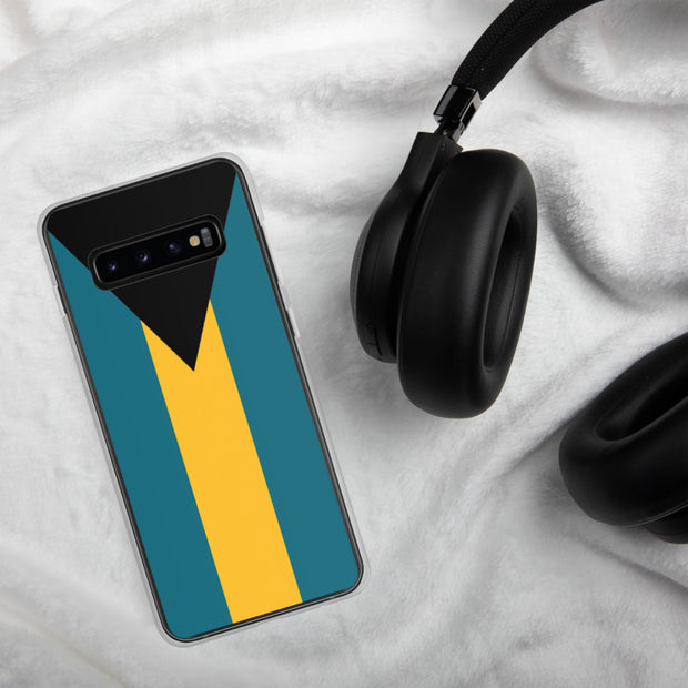 Flag of the Bahamas Samsung Case | Samsung Galaxy S10+ | Mobile Phone Cases | JacksonsRunaway