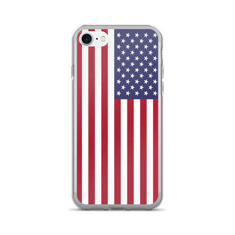 Celebrate America iPhone 7 Case