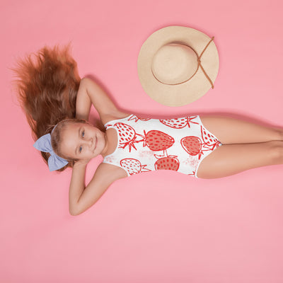 Strawberry Kids Swimsuit