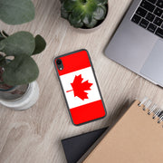 Flag of Canada Protective iPhone Case (For all iPhone 5,6,7 Models) |  | Mobile Phone Cases | JacksonsRunaway