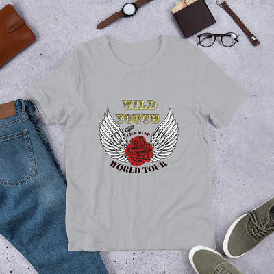 Wild Youth Jersey T-Shirt