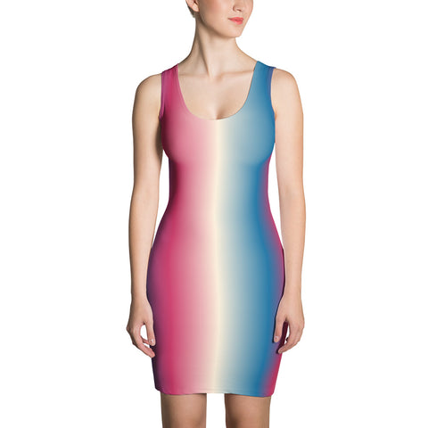 Ombre' Summer Dress