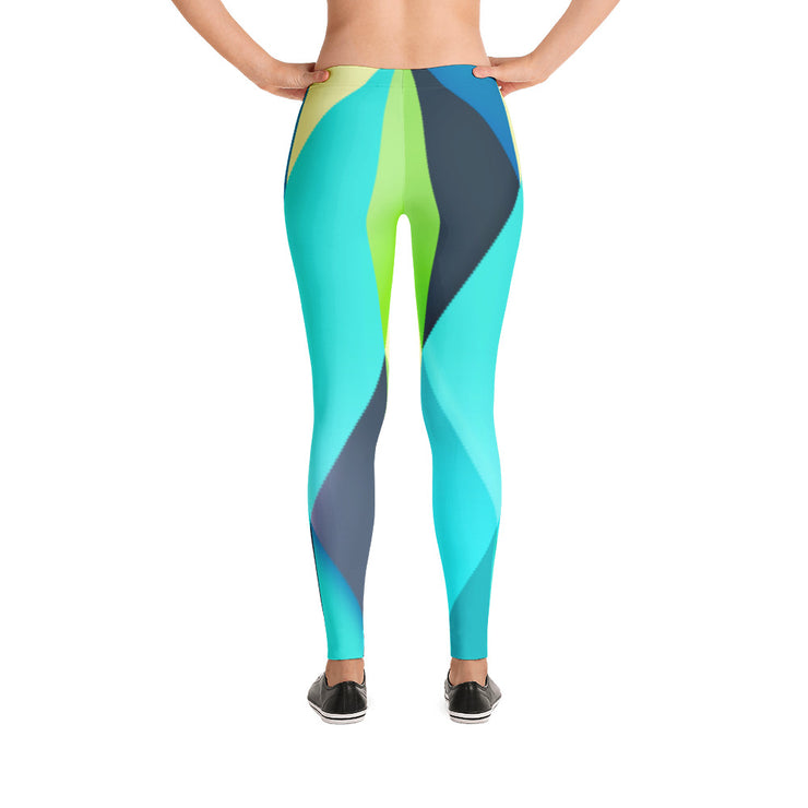 Geo Discovery Leggings