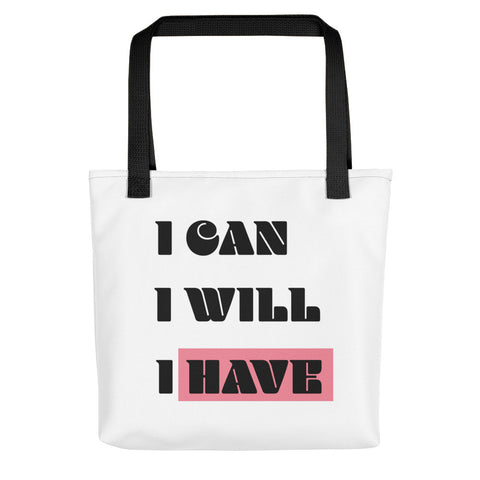 I Have Tote bag