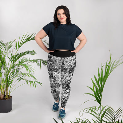 Smokey Plus Size Leggings