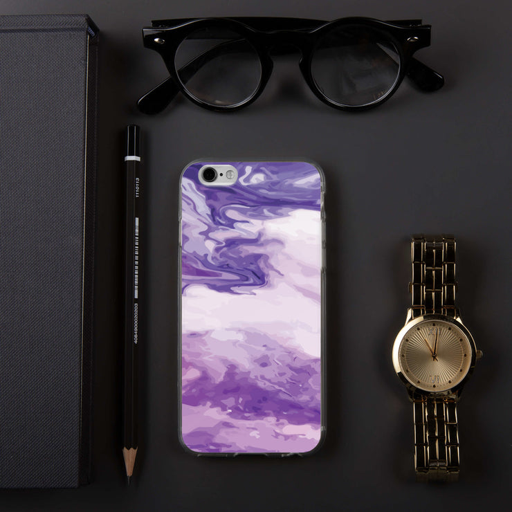 Marble Purple iPhone Case | iPhone 6/6s |  | JacksonsRunaway