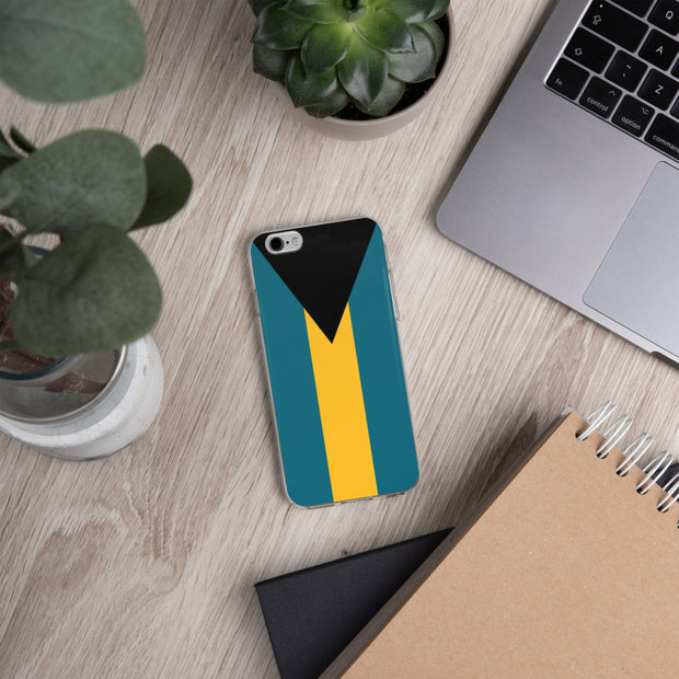 Flag of the Bahamas iPhone Case | iPhone 6/6s | Mobile Phone Cases | JacksonsRunaway
