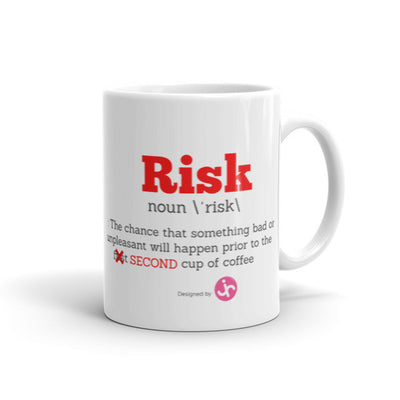 Risk Coffee Mug   Jacksons Runaway    1