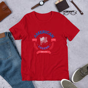 American Legend Jersey T-Shirt | Red / 2XL | T-shirt | JacksonsRunaway