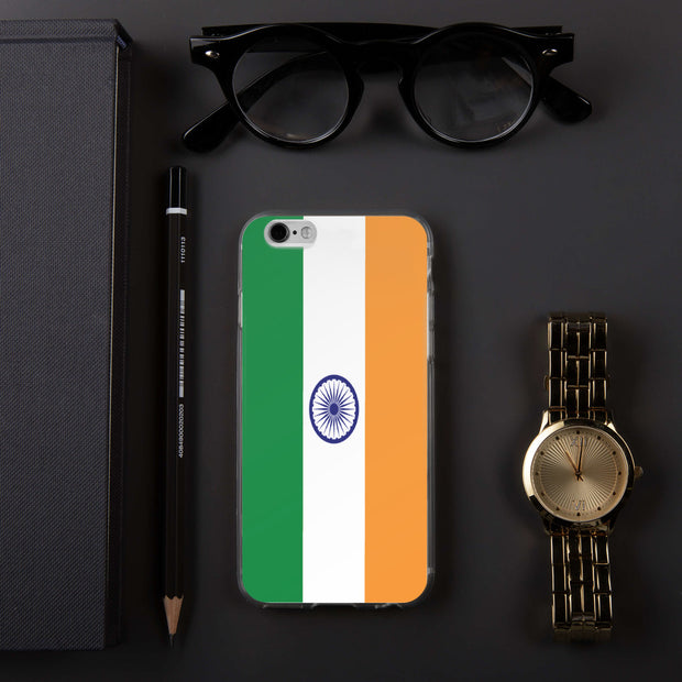Flag of India iPhone Case | iPhone 6/6s | Mobile Phone Cases | JacksonsRunaway