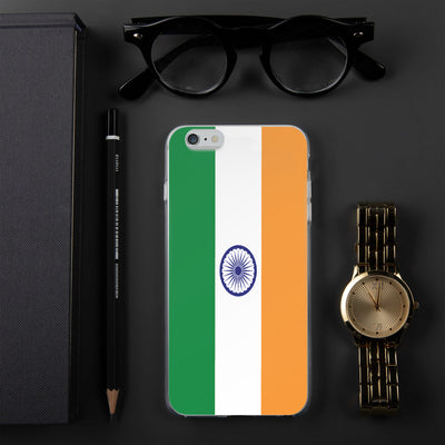 Flag of India iPhone Case | iPhone 6 Plus/6s Plus | Mobile Phone Cases | JacksonsRunaway