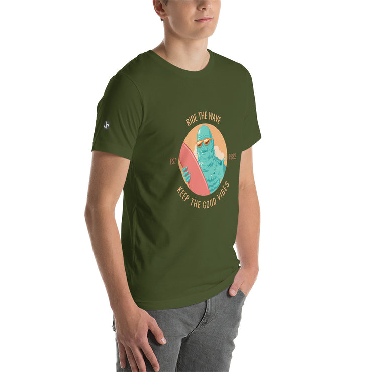 Ride the Wave T-Shirt |  | T-shirt | JacksonsRunaway