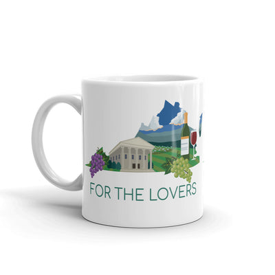 Virginia is For Lovers Mug |  |  | JacksonsRunaway
