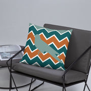 Chevron Bird Pillow Case w/ stuffing |  | HomeGoods | JacksonsRunaway
